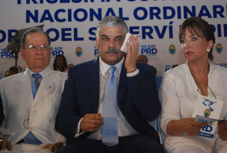 Dice proclamación de Miguel Vargas enterró el PRD y la democracia