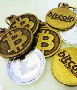 El bitcóin alcanza un valor de 6 mil  dólares entre el entusiasmo y la cautela