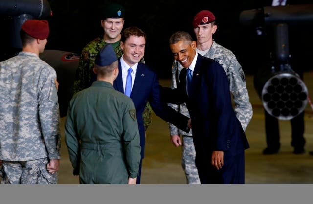 Comienza la cumbre de la OTAN dedicada a Ucrania, Irak y Afganistán