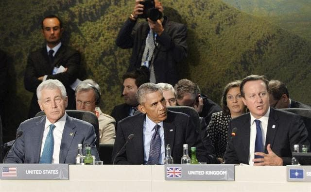 La OTAN refuerza su defensa colectiva y autoriza fuerza de acción inmediata