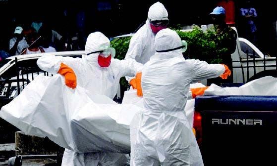 Cifra muertes por el ébola supera las 2,000 personas