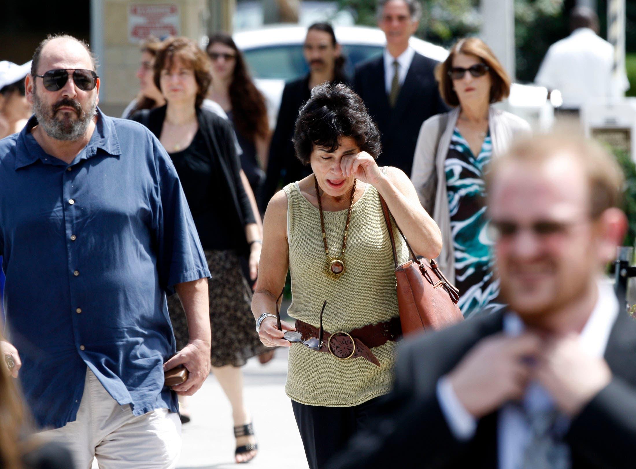 Cientos de personas despiden en Miami a periodista ejecutado Sotloff