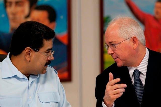 Nicolás Maduro remenea la mata en Venezuela