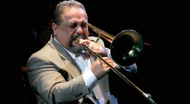 El salsero puertoriqueño Willie Colón
