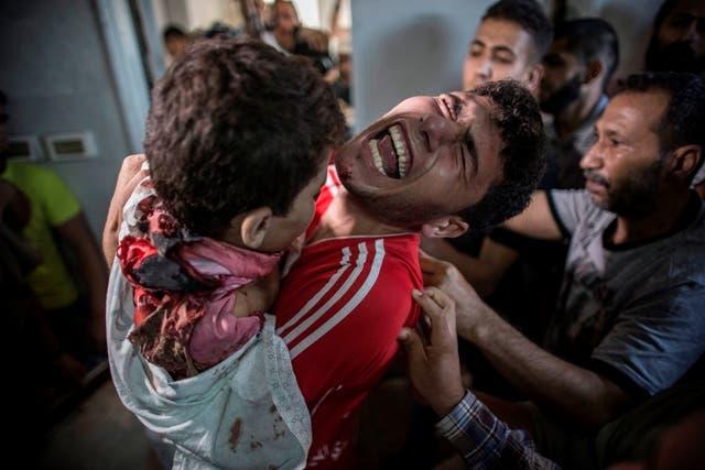 Grupo humanitario implica a Israel en probables crímenes de guerra en Gaza