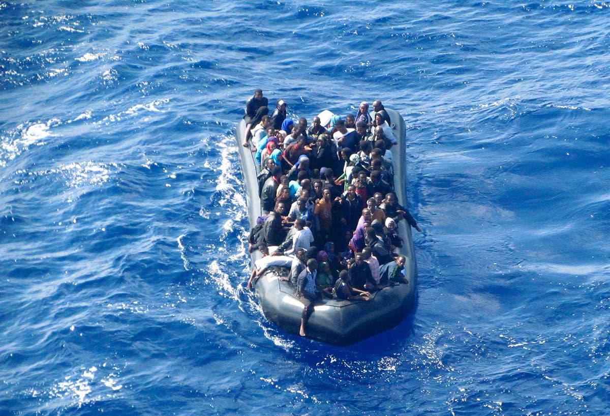 Detienen a 70 haitianos que trataban de llegar ilegalmente a Bahamas