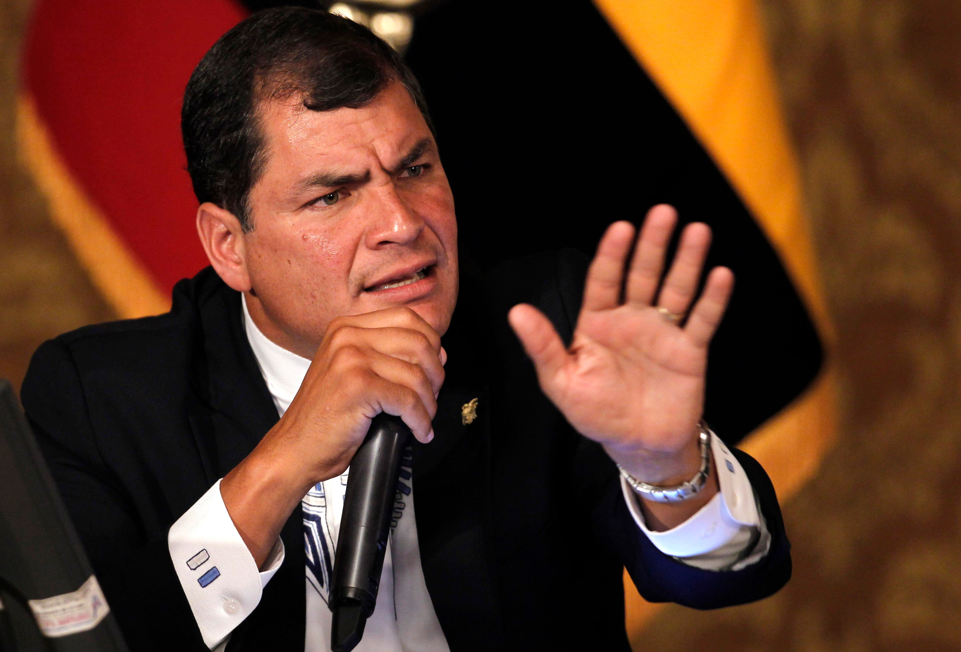Ecuador: Expresidente Rafael Correa es condenado ocho años de prisión por corrupción