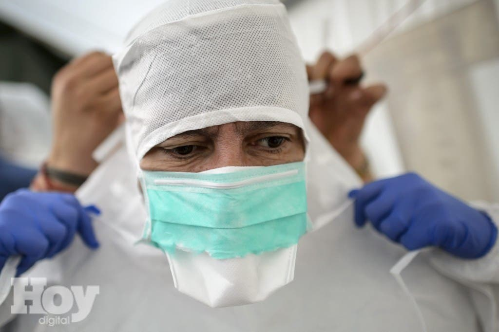 SWITZERLAND-HEALTH-EBOLA