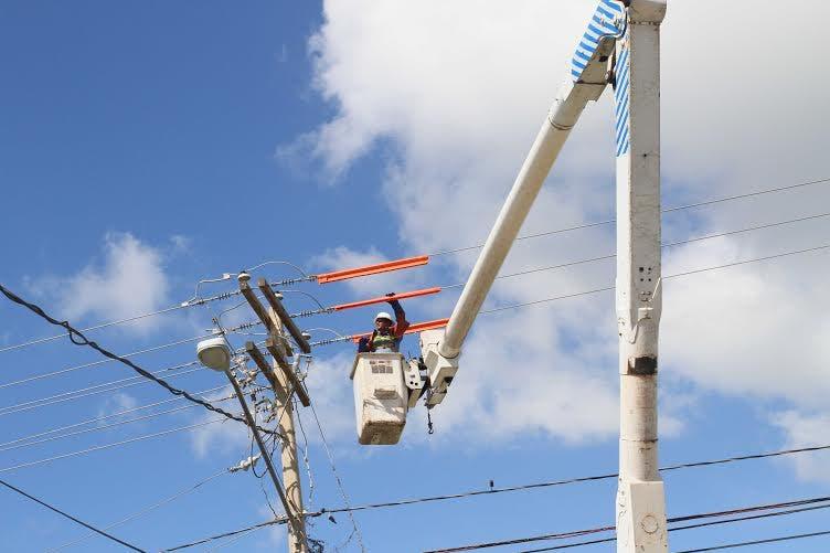 Estos son los sectores del Distrito Nacional que hoy no tendrán electricidad