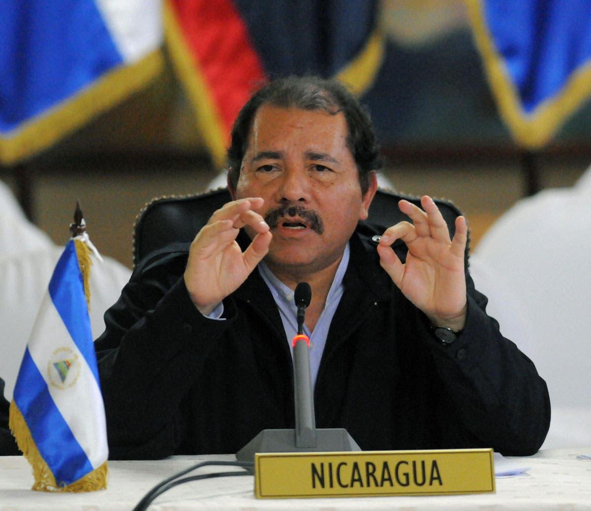 Ortega se solidariza con Venezuela y carga contra EE.UU.