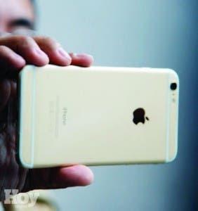 El último modelo de iPhone de Apple