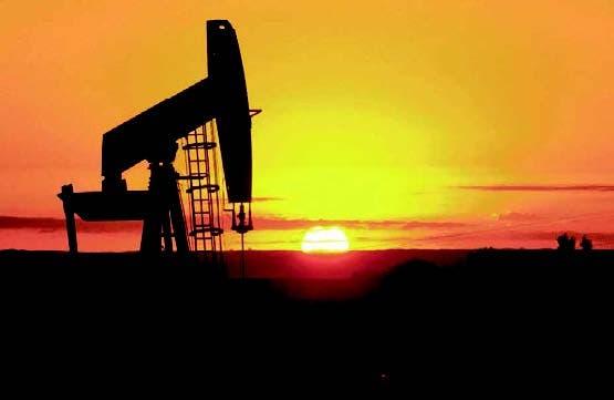 El barril de petróleo de referencia en Europa (tipo Brent) ha llegado a