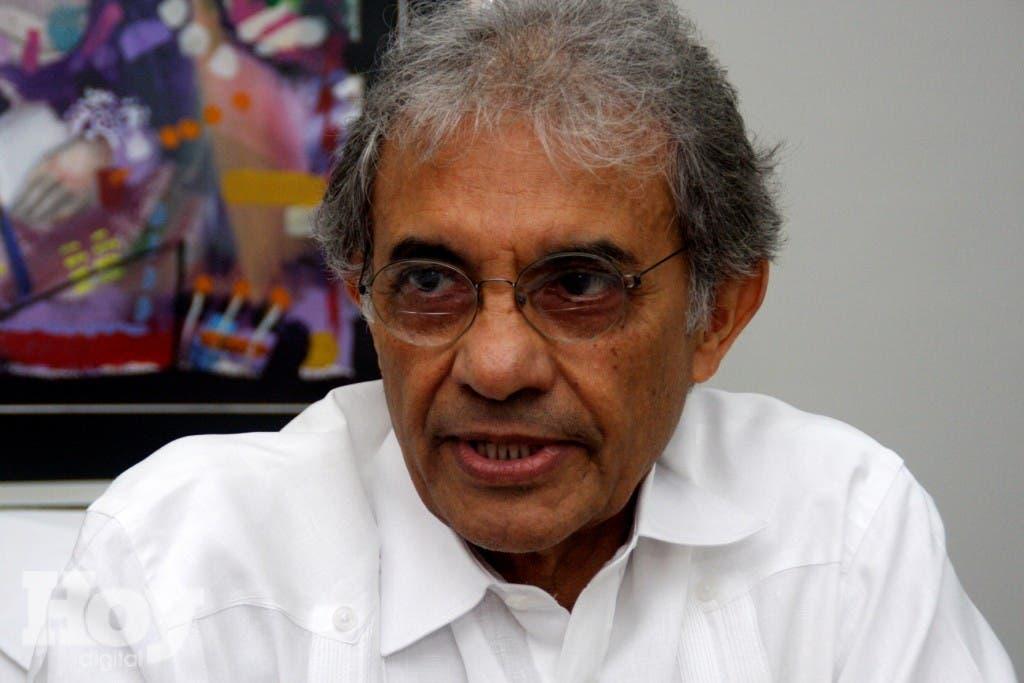 DR: Rafael Mena presidente de ANDECLIP /HOY Duany Nuñez 3-11-2014