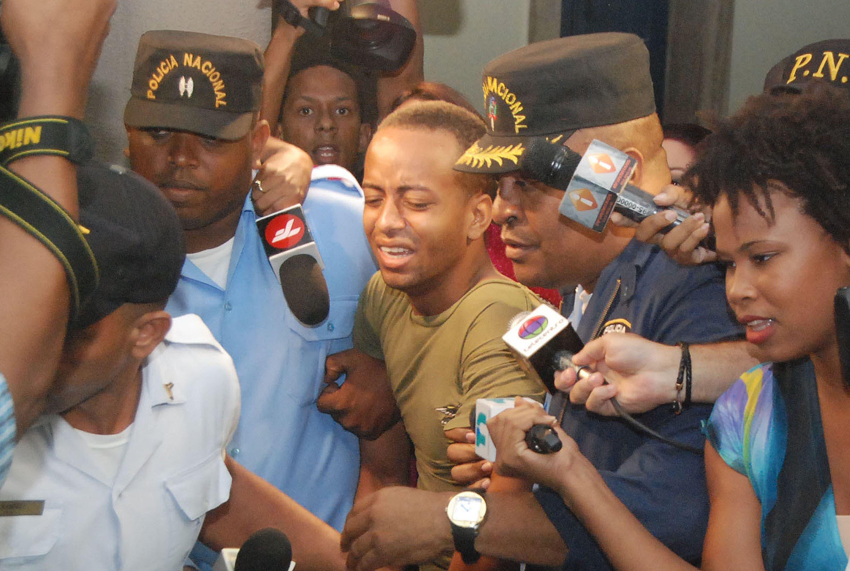 Joven acusado incendio Metro SD recibe 35 años  prisión