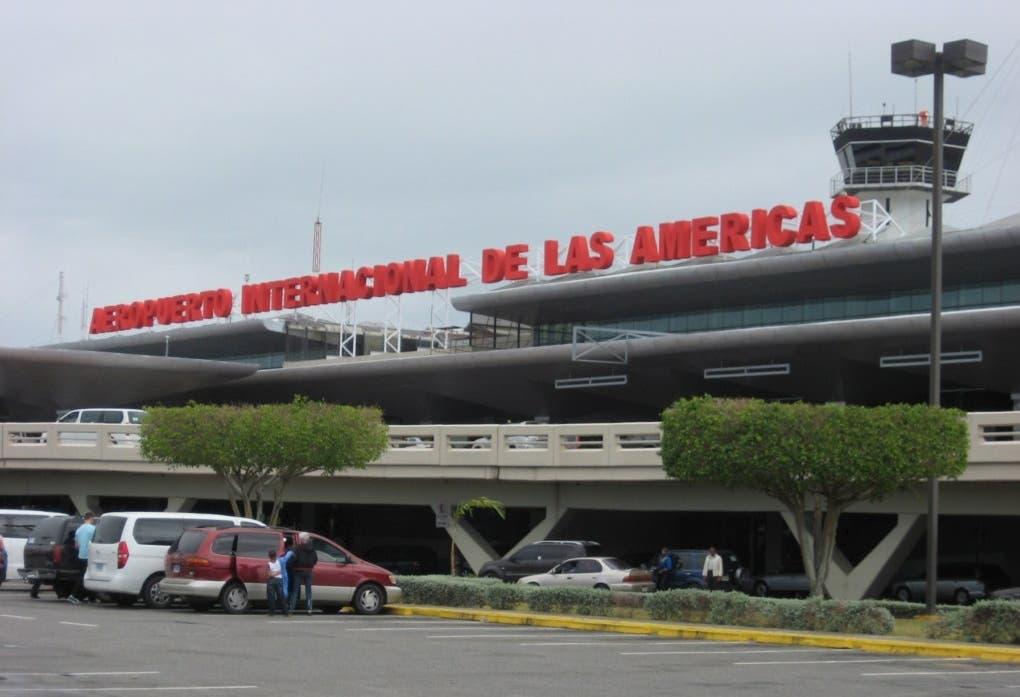 Resultado de imagen para Aeropuerto Internacional de Las Américas