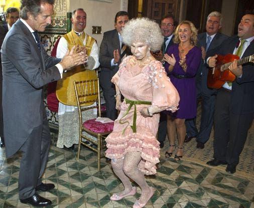 Cayetana Duquesa de Alba Fotos la Duquesa de Alba Cayetana