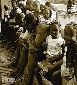 Pobres, negros e inmigrantes