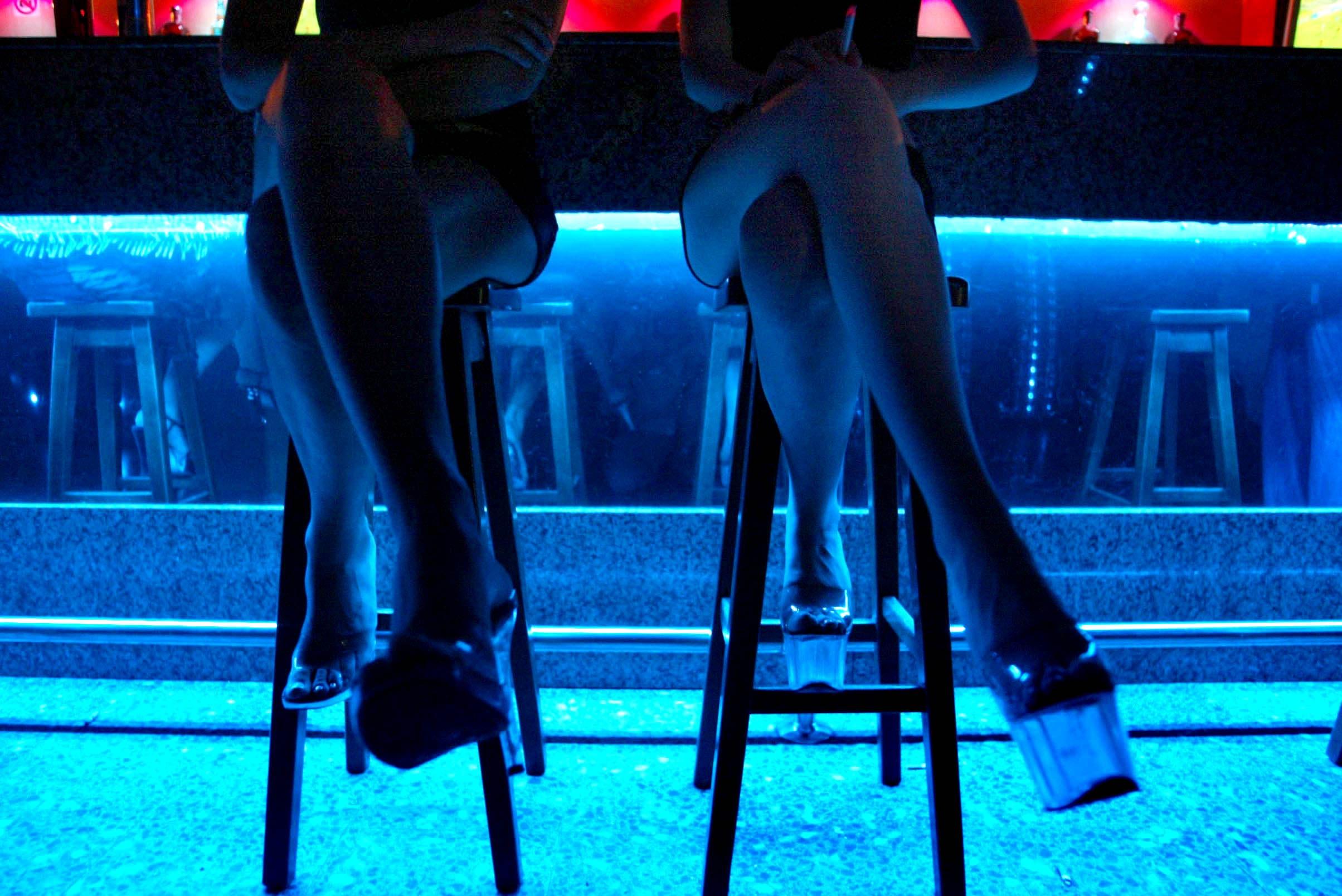 investigacion de la prostitucion: