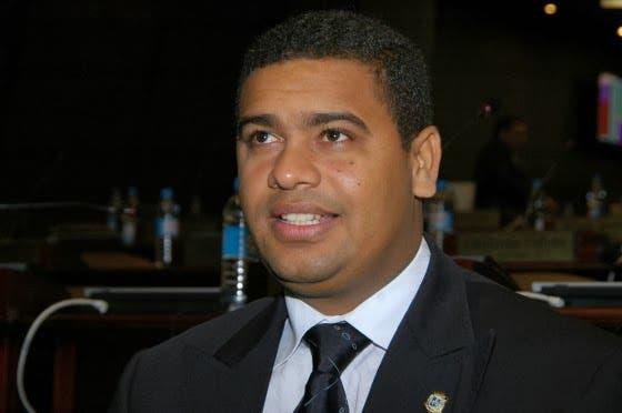 El diputado Julio Jiménez del Partido de la Liberación Dominicana (PLD), por Haina. Hoy/Napoleón Marte.