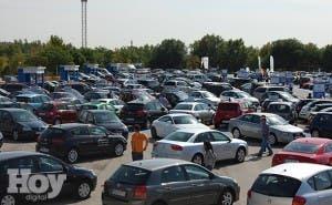Policía recupera cerca de 400 vehículos robados tras la implementación de sistema de reconocimiento de placas