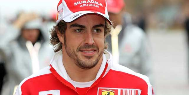 Fernando Alonso, acreedor. Archivo.