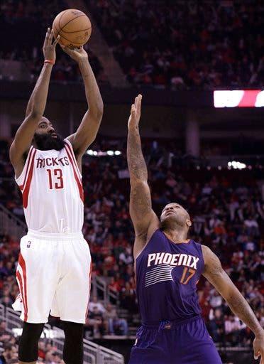 Rockets siguen a la caza de Grizzlies; derrota sorpresa de Spurs