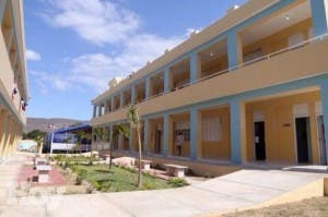 Oisoe ya no construirá más escuelas, lo hará  Obras Públicas