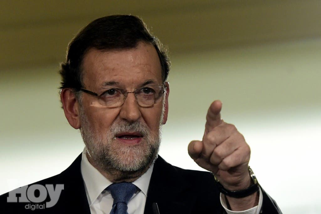 SPAIN-GOVERNMENT-RAJOY