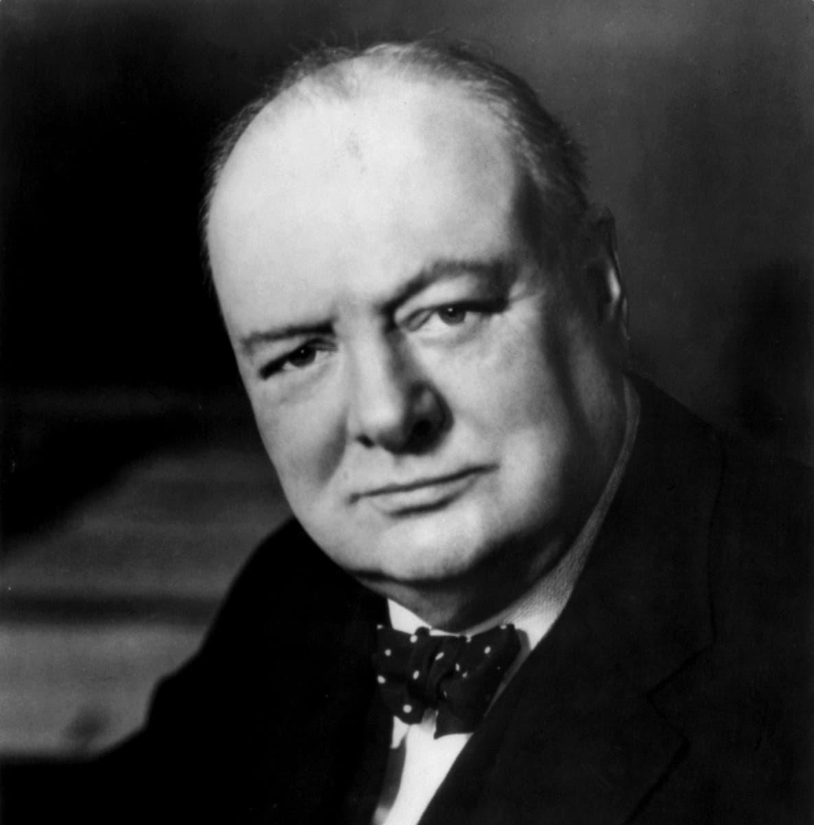 Objetos personales de Churchill rompen las expectativas en una subasta