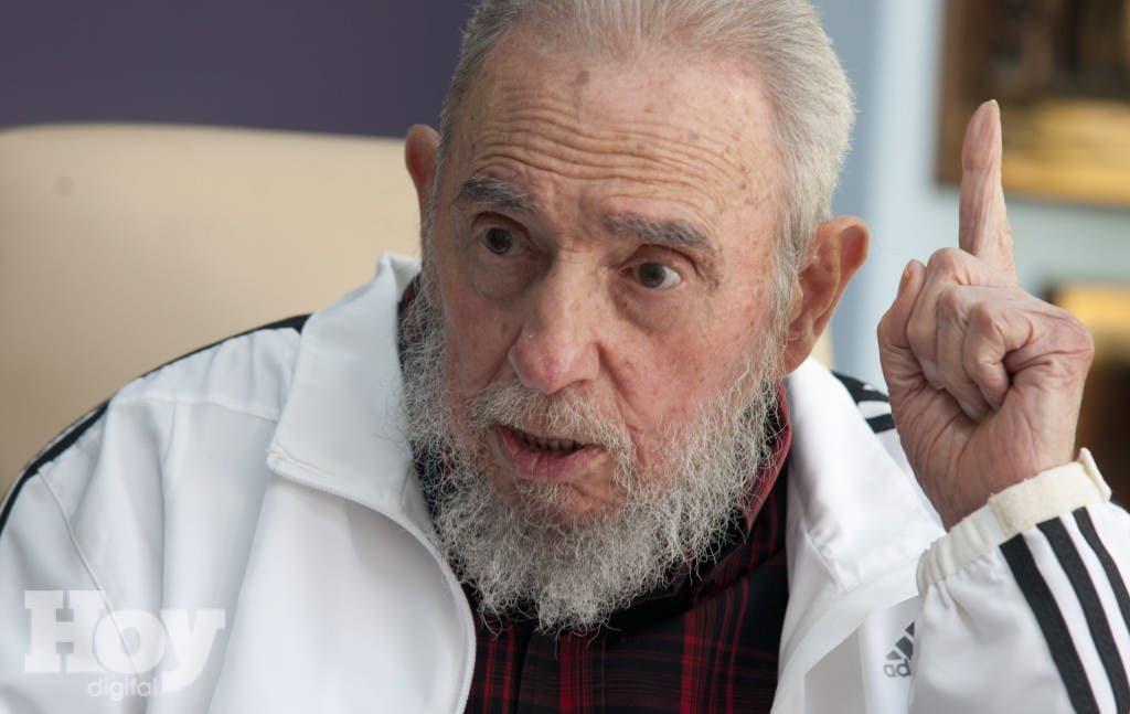 Fidel Castro, fuente externa.