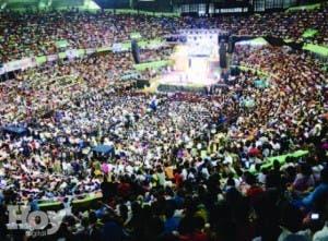 Miles de adventistas celebran Día de la Hermandad