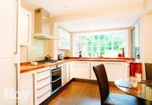 Cocinas modulares para espacios pequeños