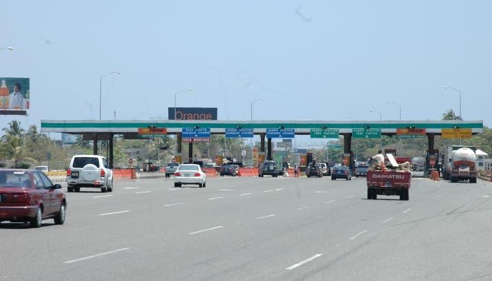El País. Autopista las Americas. Peaje. Hoy/Jorge González. 08.04.2009