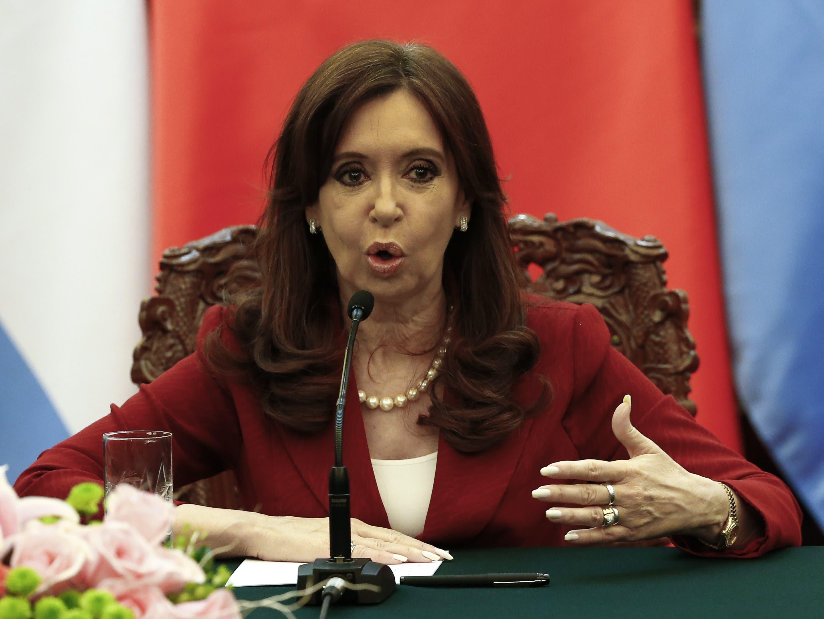 Cristina Fernández remece el tablero político argentino