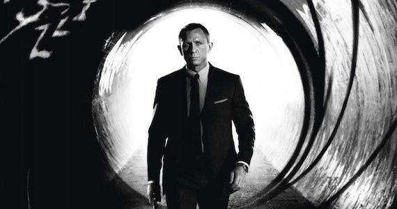 James Bond. Fuente externa.