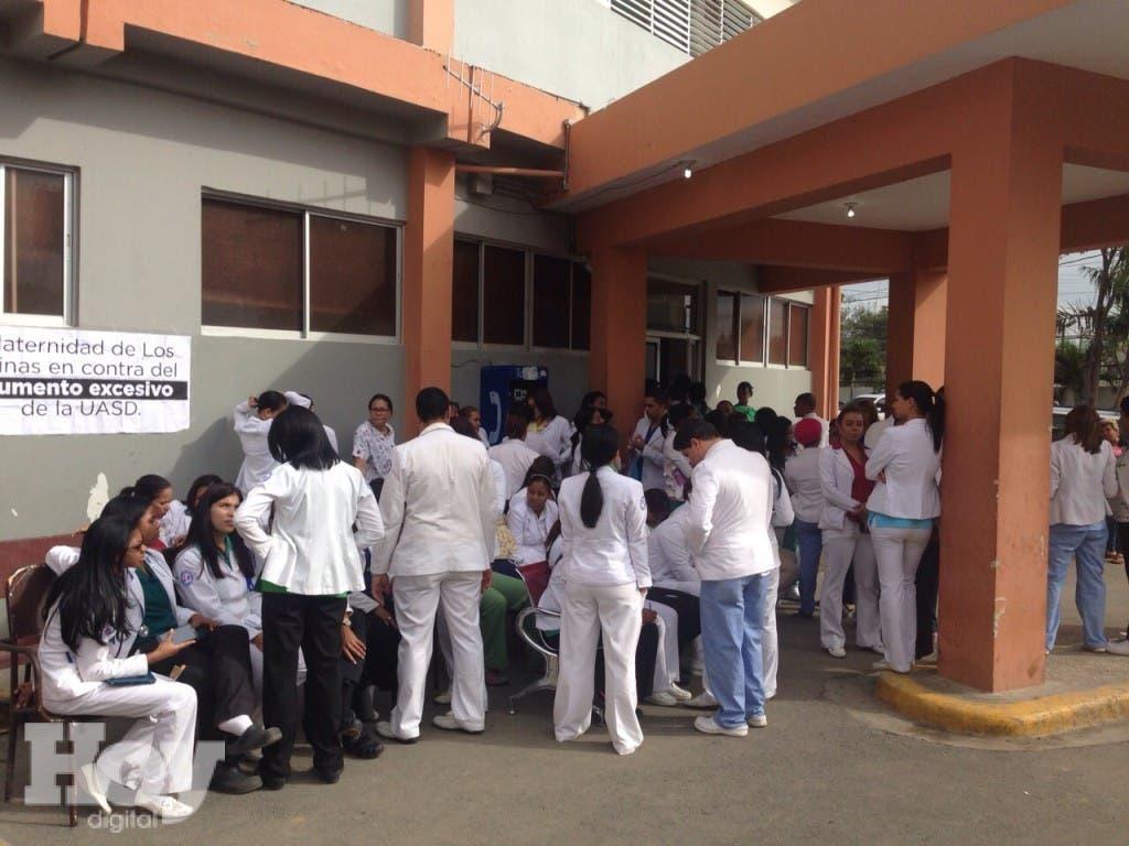 Waldo Ariel Suero amenaza con extender paro medico por 15 días