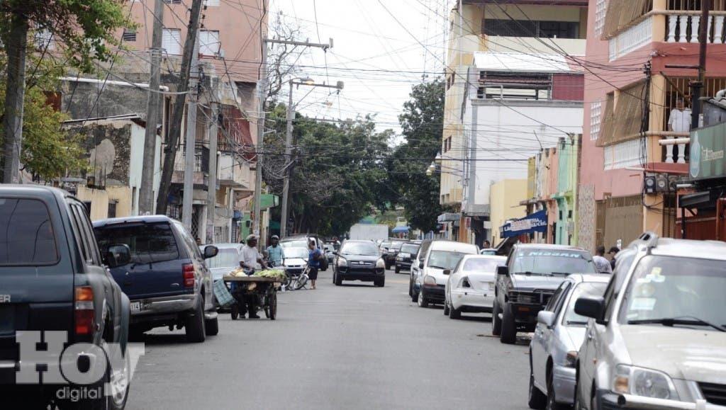 calles y avenidas