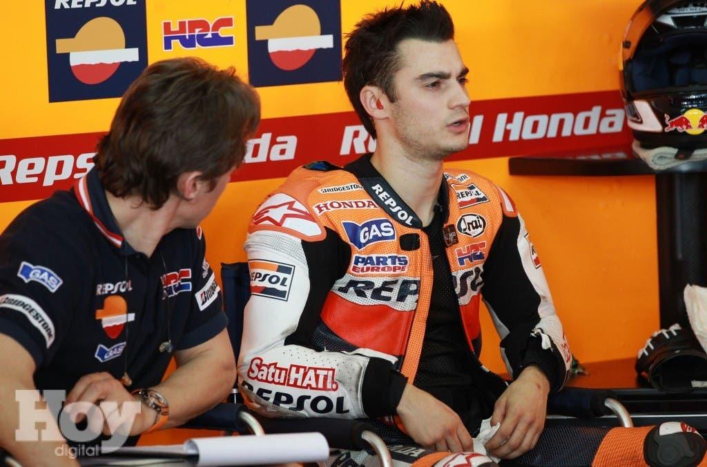 Pedrosa, Sepang MotoGP tests, 22-24 February 2011