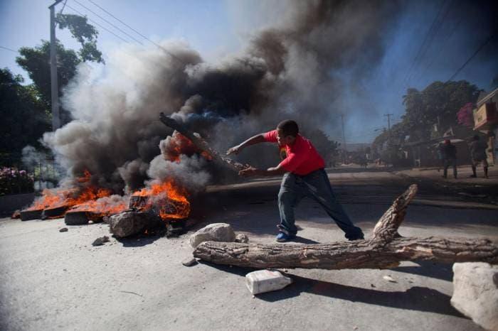 Aumenta actividad en Puerto Príncipe durante tercer día de huelga en Haití