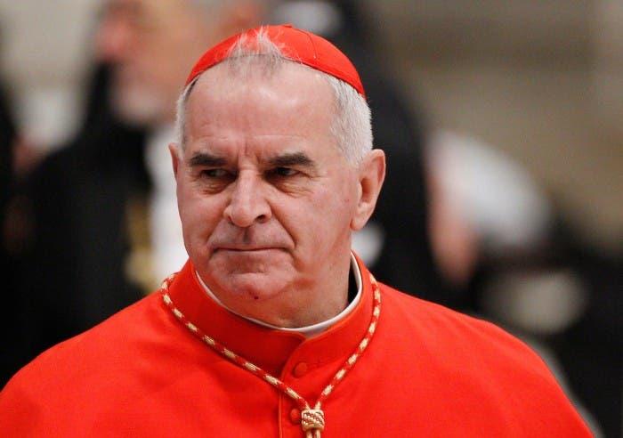 Papa acepta dimisión de Cardenal británico involucrado en escándalos sexuales