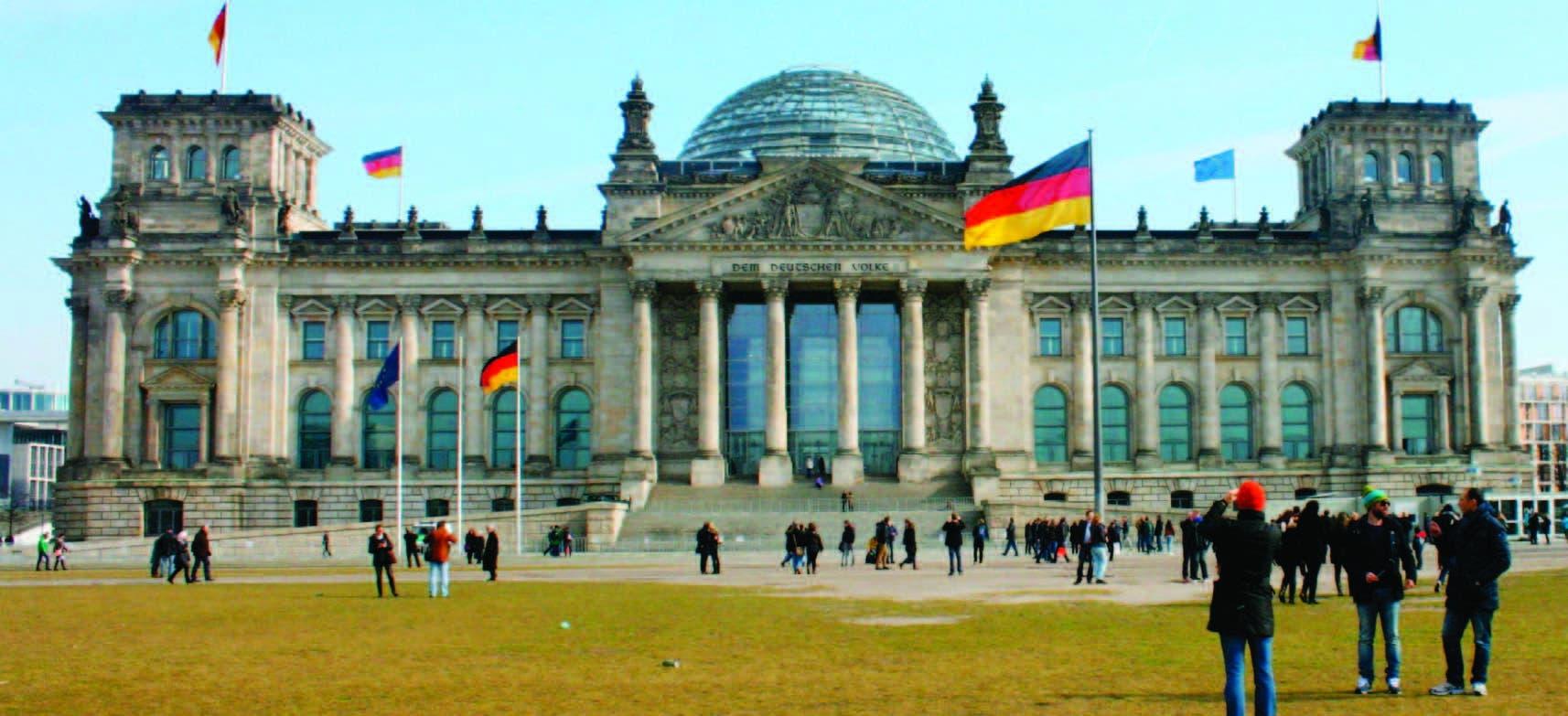 Berlín, una ciudad que se ha sobrepuesto al dolor