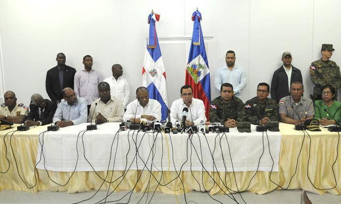 RD y Haití retoman diálogo; comisión se runirá el día 27