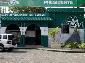 Casa Nacional  PRI.