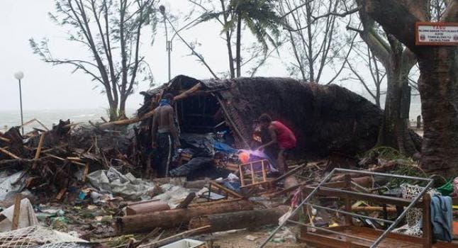 La Cruz Roja pide 3,6 millones de euros para ayudar a las víctimas de Vanuatu