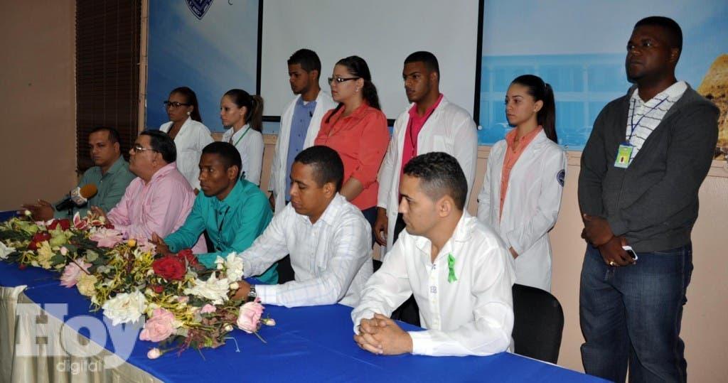 Estudiantes de medicina de la Universidad Autónoma de Santo Domingo (UASD), propusieron eliminar el proyecto de ley que prepara  la Cámara de Diputados, archivo