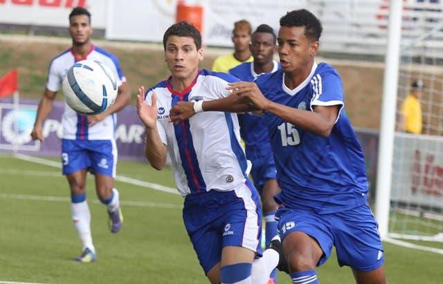FRANCISCO UBIERA (RD)-MANUEL ARTURO DIZ (15) CUBA