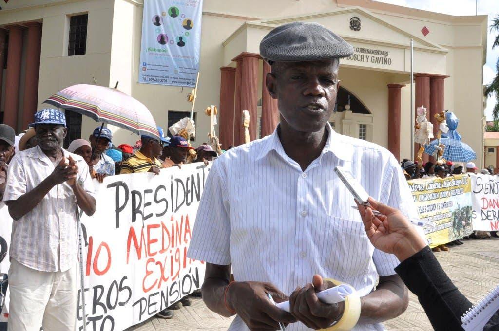 Cañeros marchan una vez más por pensiones