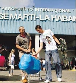 Despegan primeros vuelos directos  N. York a Cuba