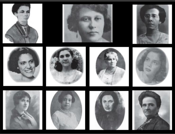 Mujeres que marcaron la historia de RD