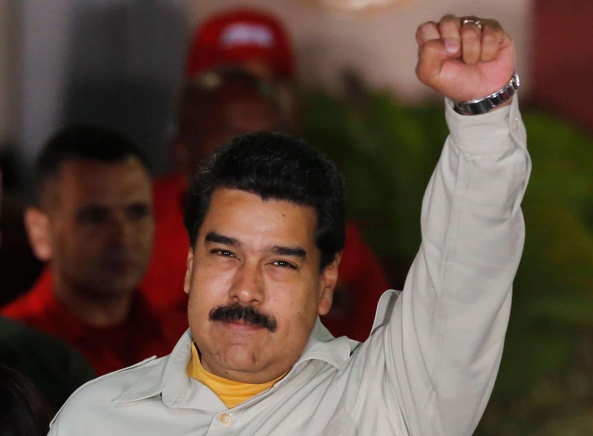 """Maduro reivindica la paz y le dice a la guerra: """"vade retro' satanás»"""